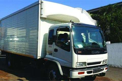 Isuzu FTR800 Pantech body- Truck