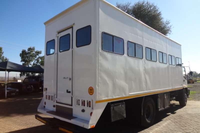 Isuzu FTR800 with Personnel Carrier Body Truck