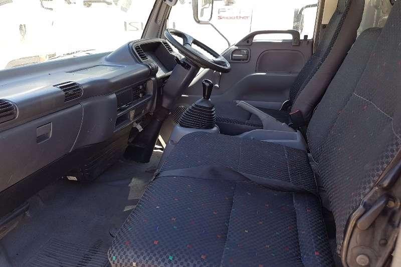 Isuzu Insulated body NPR400 Truck