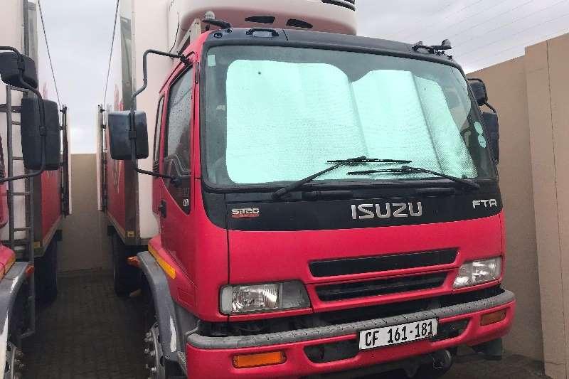 Isuzu Insulated fridge unit Isuzu FRT800 Truck