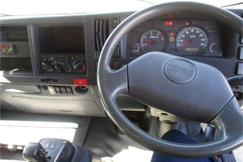 Isuzu NPR 300 AMT Van Body Isuzu Truck