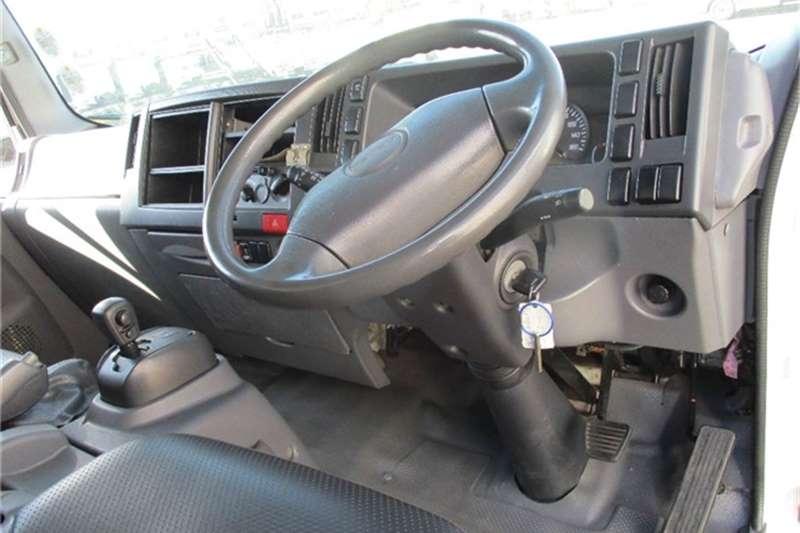 Isuzu NPR 400 AMT Van Body Isuzu Truck