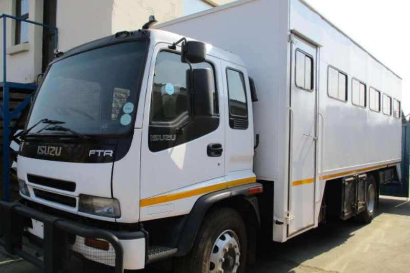 Truck Isuzu Other FTR 800 40 Seater Passenger Carrier 2010