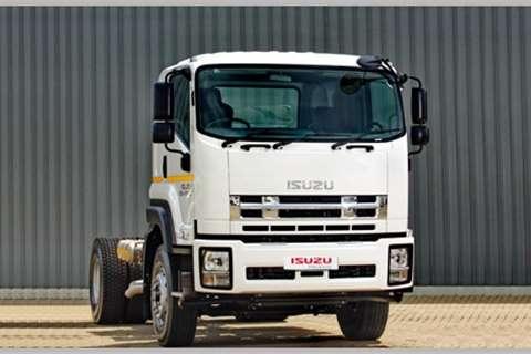 Isuzu Other GXR 35-360 Truck Tractor Truck