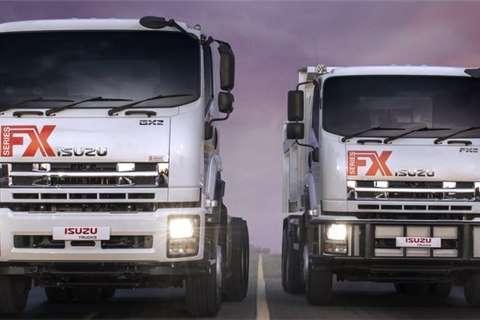 Isuzu Other GXZ 45-360 Truck Tractor Truck
