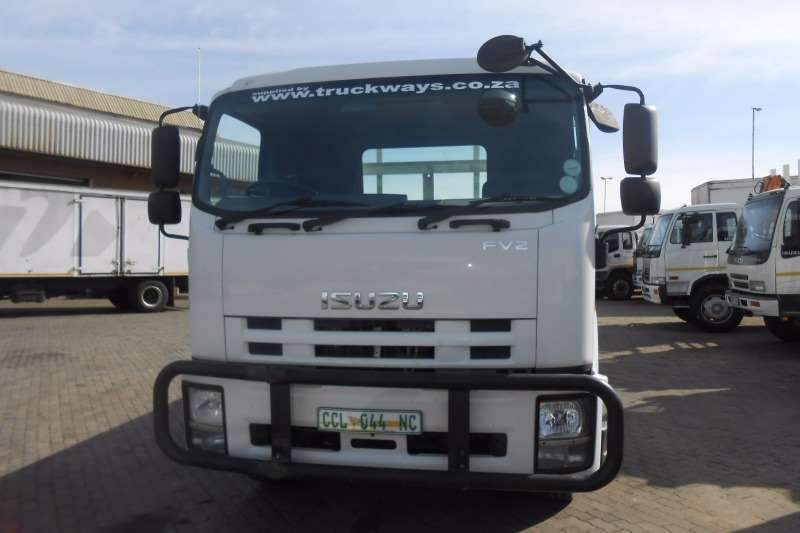 Isuzu Other ISUZU FVZ1400 BEAVER TAIL Truck