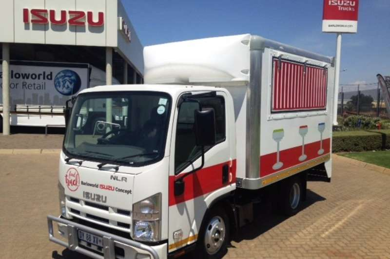 Truck Isuzu Other NLR 150 2015