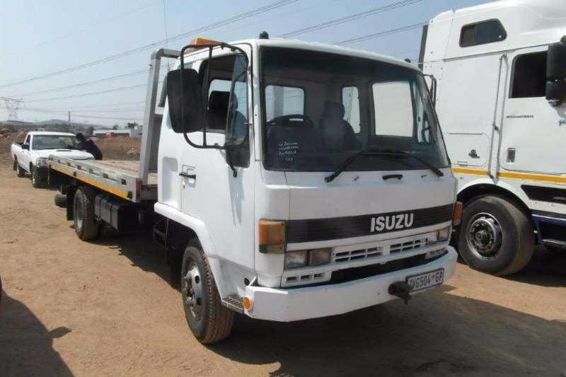 Isuzu Roll back Rollback Truck