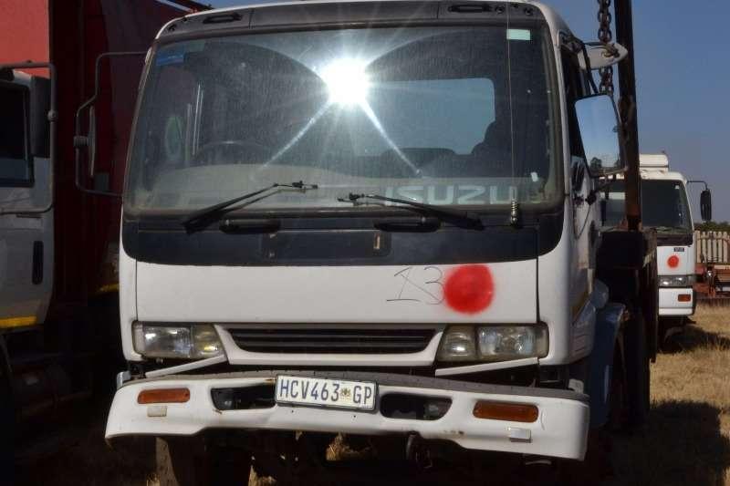 Isuzu Skip bin loader Truck