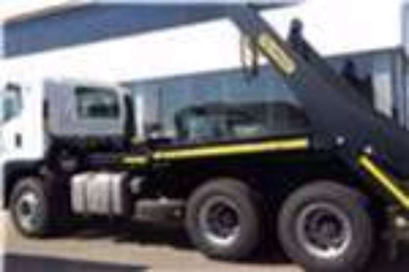 Isuzu Skip bin loader FVZ 1400 Truck