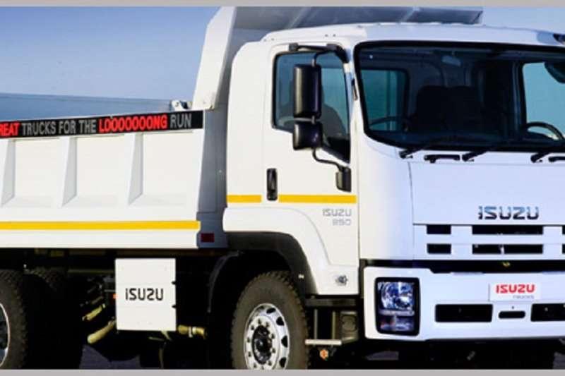 Isuzu Tipper FTR 850 Tipper Truck