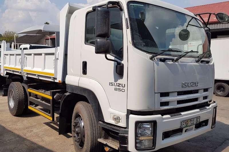 Isuzu Tipper FTR850 Truck