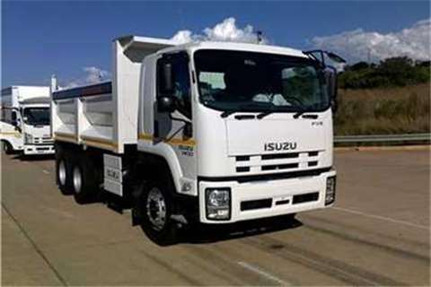 Isuzu Tipper FVZ 1400 Tipper Truck