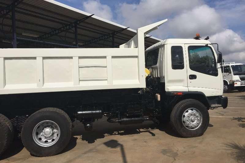 Isuzu Tipper FVZ1400 10m3 Truck