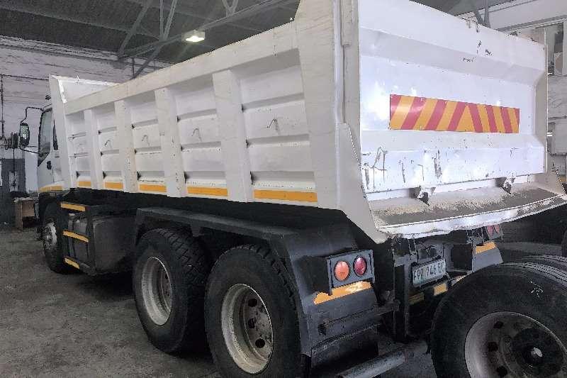 Isuzu Tipper FVZ1400 Truck