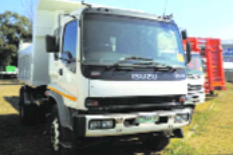 Isuzu Tipper GVR 2300 Truck