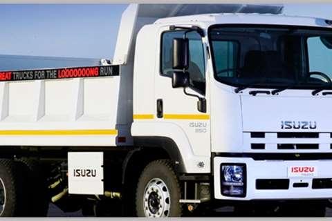 Isuzu Tipper NEW FTR 850 Tipper Truck