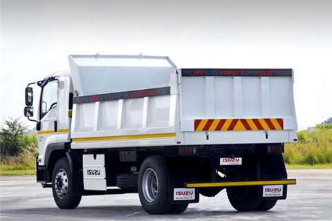 Isuzu Tipper NEW FTR 850 Tipper Truck