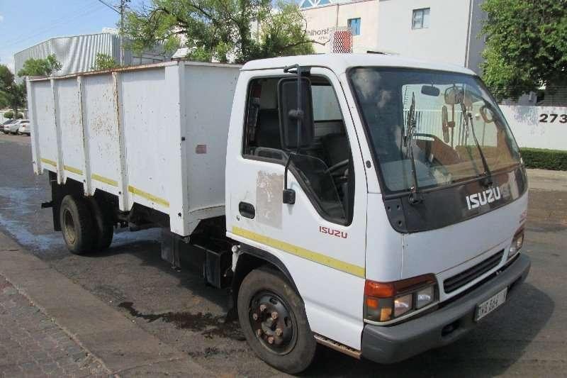Isuzu Tipper NQR500 Turbo Truck