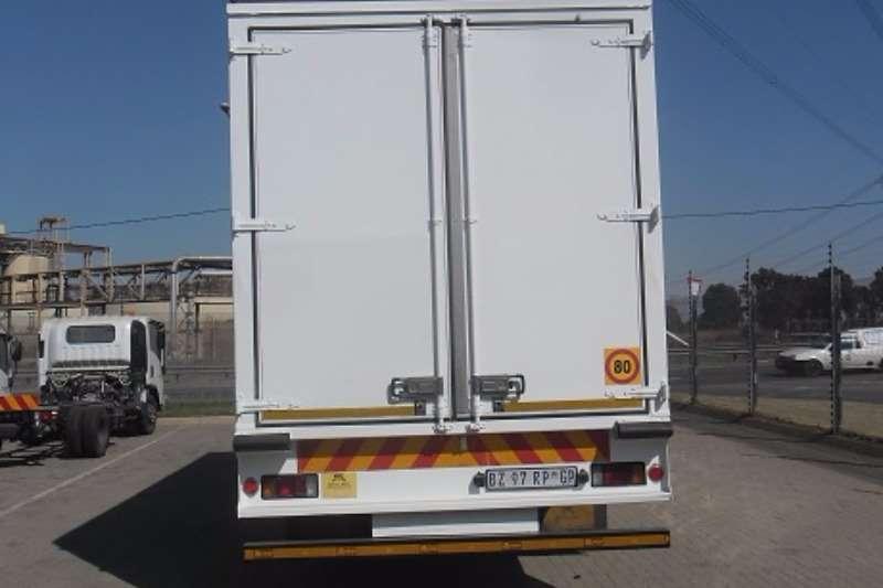 Isuzu Van body FSR 800 Truck