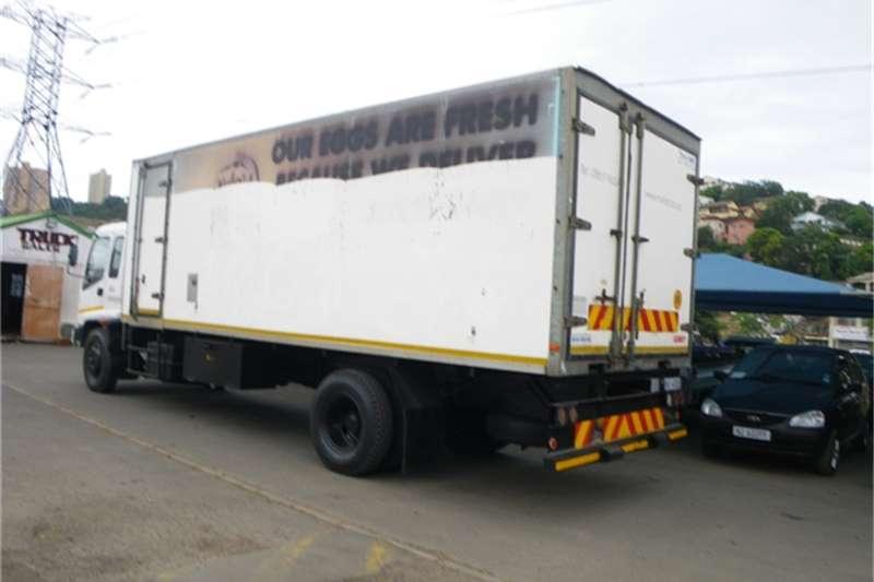 Isuzu Van body FTR800  Truck