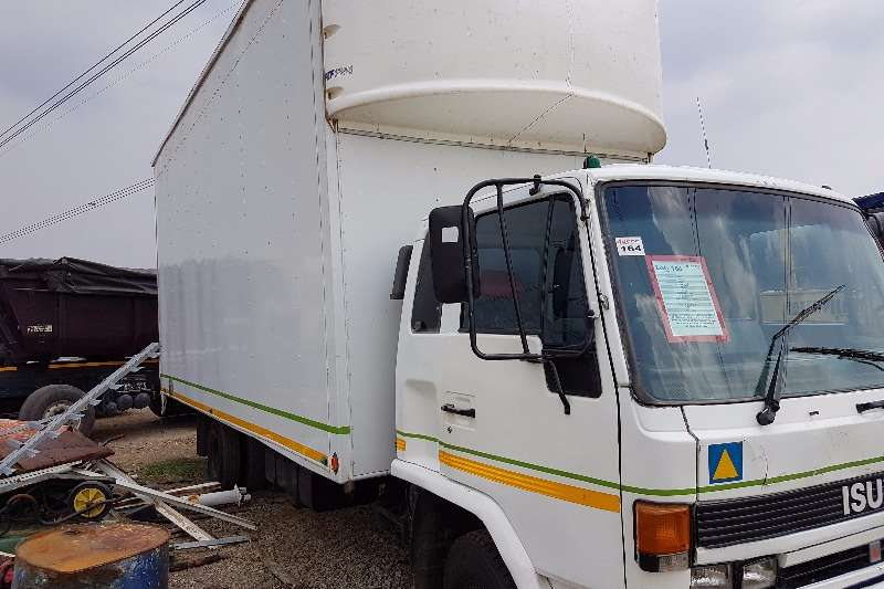 Isuzu Volume body Isuzu 5Ton Volume body  Truck