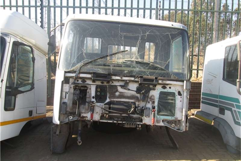 Iveco 130E180 EuroCargo Cab Truck