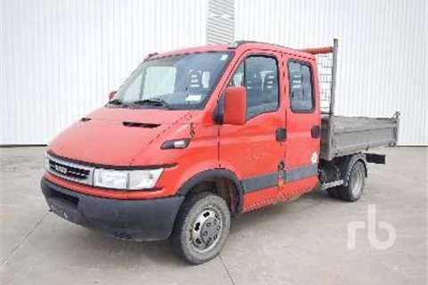 Truck Iveco 2007