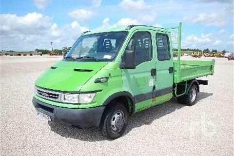 Truck Iveco 35C10  2005