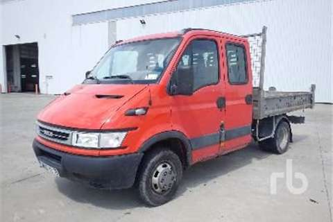 Truck Iveco 35C12  0