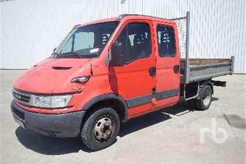 Truck Iveco 35C12  2005