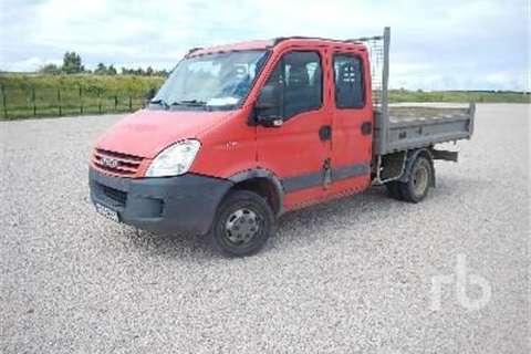 Truck Iveco 35C12  2007