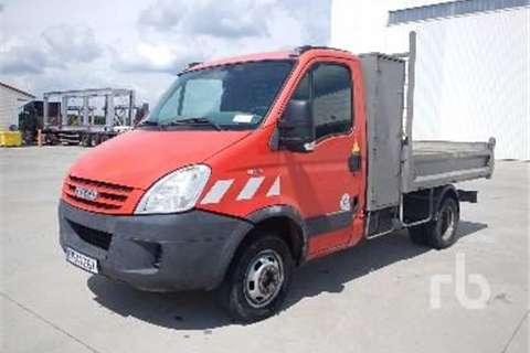 Truck Iveco 35C12  2008