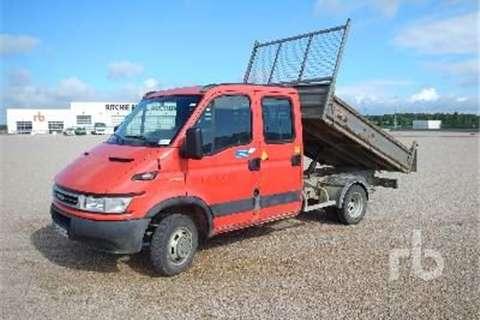 Iveco 35C12HPI  Truck