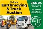 Truck Iveco Crane truck Trakker 420 Dropside Crane Truck 2016