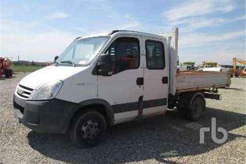 Truck Iveco DAILY 35C15  2007