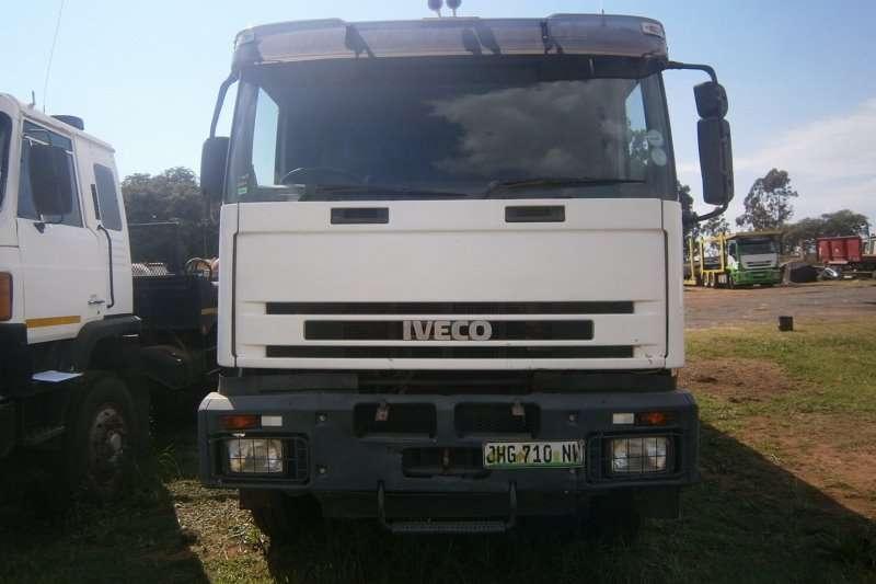 Iveco Diesel tanker Eurotracker 750E42 Truck
