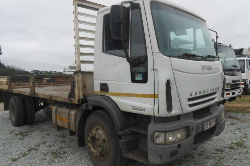 Truck Iveco Dropside 2008