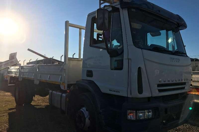 Iveco Dropside IVECO EURO CARGO DROP SIDE  Truck