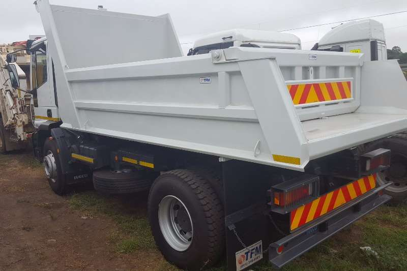 Iveco Eurocargo ML150 6cube Tipper Truck