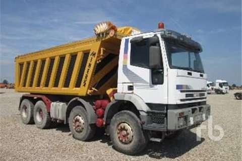 Iveco EUROTRAKKER 410  Truck