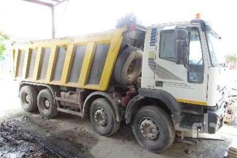 Truck Iveco EUROTRAKKER 420  1998