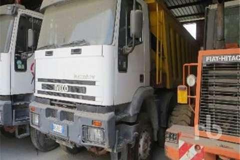 Truck Iveco EUROTRAKKER 420  2001