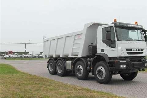 Iveco Iveco Trakker 420hp 8x4 Truck