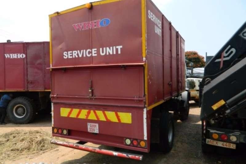 Iveco Other Iveco Trakker Euro Cargo 140E24 4x4 Field Service  Truck