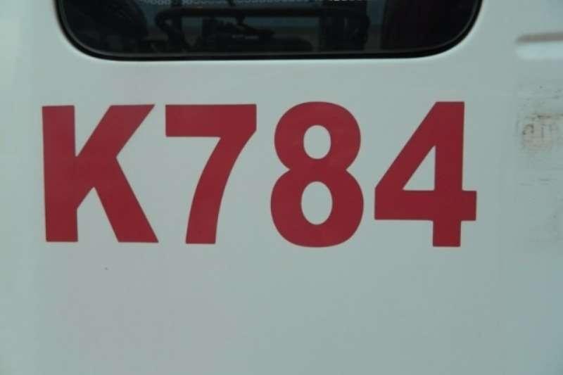 Iveco Other Iveco Trakker Euro Cargo 140E24 4x4 Volume Body Se Truck