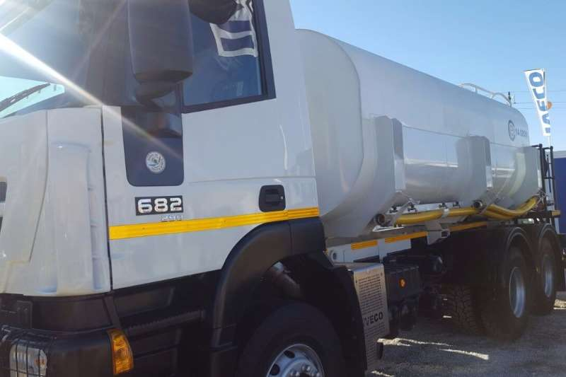 Iveco Water tanker 682 Truck