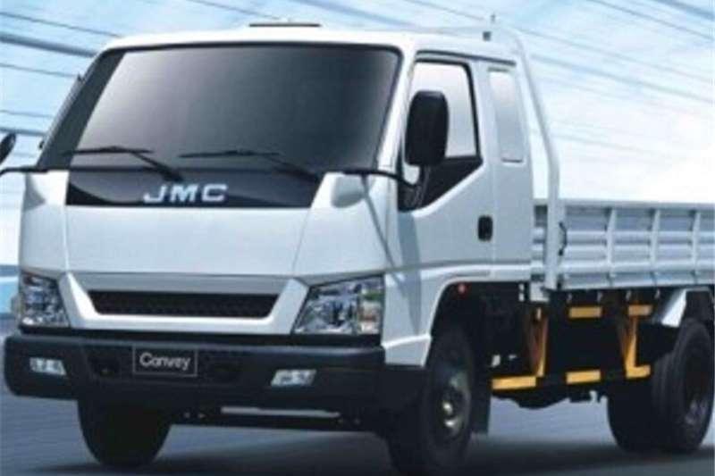 Truck JMC Chassis Cab S/C SWB STD New 2017