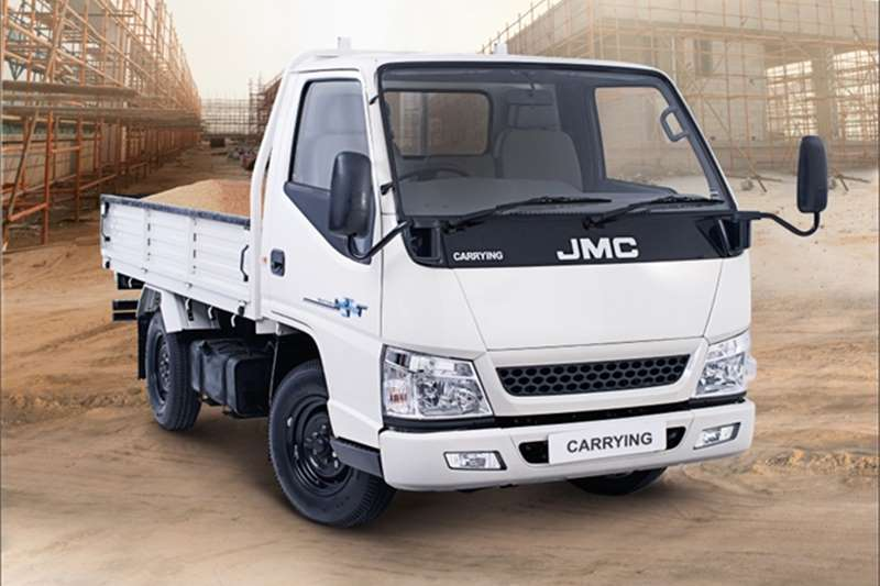 JMC Dropside Carrying King Cab LWB LUX Truck