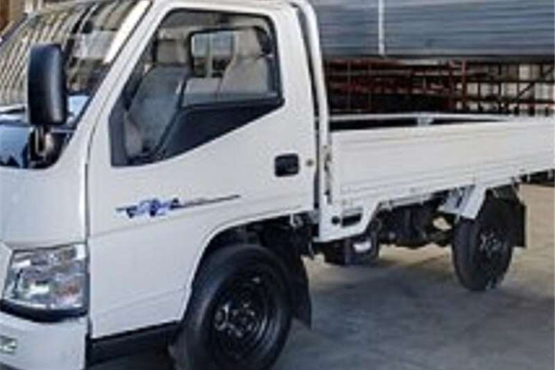 JMC Dropside SWB SC Standard New Truck